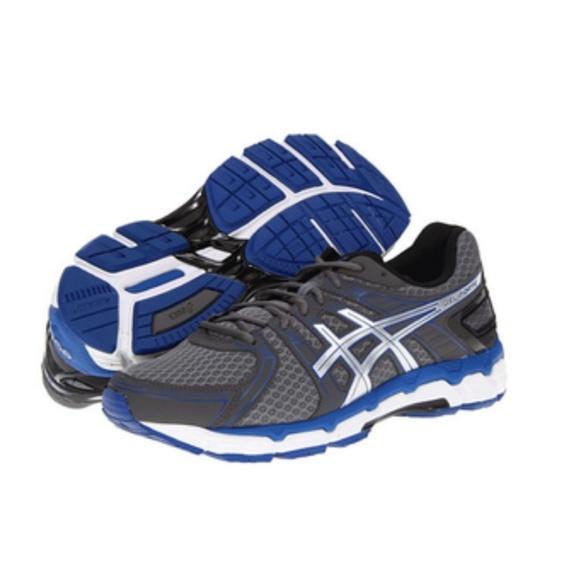 NEW ASICS gel forte 4E mens running shoes sz 7 NWT